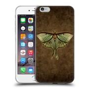 Official Brigid Ashwood Winged Things Steampunk Luna Moth Soft Gel Case For Apple Iphone 6 Plus / 6S Plus