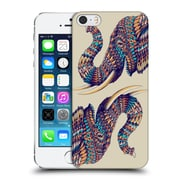 Official Bioworkz Coloured Animal Head 1 Elephant Head Hard Back Case For Apple Iphone 5 / 5S / Se