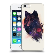 Official Robert Farkas Animals Universal Wolf Hard Back Case For Apple Iphone 5 / 5S / Se
