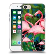 Official Mark Ashkenazi Flamingo Summer Time Soft Gel Case For Apple Iphone 7