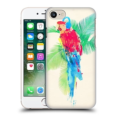 Official Robert Farkas Animals 2 Tropical Party Hard Back Case For Apple Iphone 7