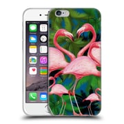 Official Mark Ashkenazi Flamingo Summer Time Soft Gel Case For Apple Iphone 6 / 6S