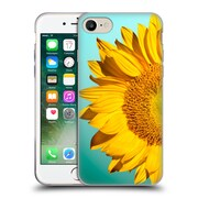 Official Mark Ashkenazi Florals Sunflowers Soft Gel Case For Apple Iphone 7