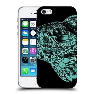 Official Bioworkz Coloured Wildlife 1 Gorilla 2 Soft Gel Case For Apple Iphone 5 / 5S / Se