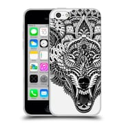Official Bioworkz Animal Head Wolf Soft Gel Case For Apple Iphone 5C