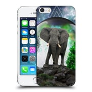 Official Haroulita Fantasy 4 Elephant Space Hard Back Case For Apple Iphone 5 / 5S / Se