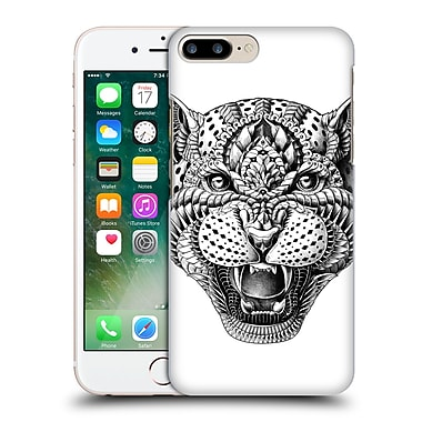Official Bioworkz Animal Head Leopard Hard Back Case For Apple Iphone 7 Plus