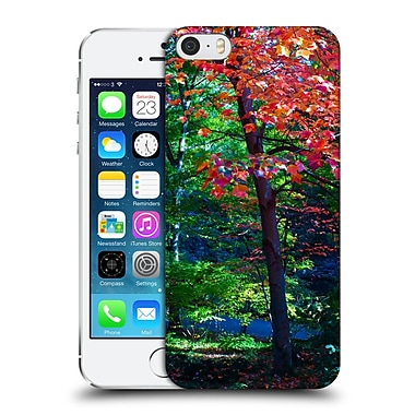 Official Haroulita Fantasy 4 Fall Tree Hard Back Case For Apple Iphone 5 / 5S / Se