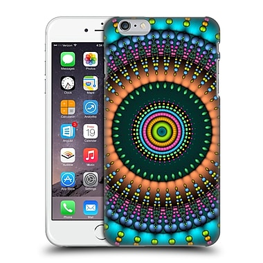 Official Haroulita Mandala Bubbles Hard Back Case For Apple Iphone 6 Plus / 6S Plus