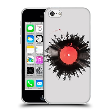 Official Robert Farkas Landscapes Vinyl Of My Life Soft Gel Case For Apple Iphone 5C