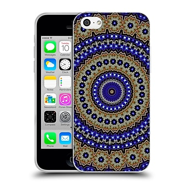 Official Haroulita Mandala Earth Soft Gel Case For Apple Iphone 5C