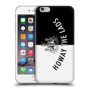 Official Newcastle United Fc Nufc Howay The Lads Tunnel Sign Landscape Soft Gel Case For Apple Iphone 6 Plus / 6S Plus