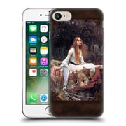 Official Brigid Ashwood Pre-Raphaelite Waterhouse 1 Soft Gel Case For Apple Iphone 7