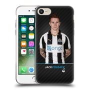 Official Newcastle United Fc Nufc 2016/17 First Team 2 Colback Soft Gel Case For Apple Iphone 7