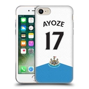 Official Newcastle United Fc Nufc 2015/16 Players Home Kit Ayoze Perez Soft Gel Case For Apple Iphone 7