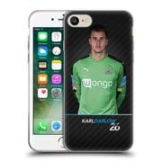 Official Newcastle United Fc Nufc 2016/17 First Team 1 Darlow Soft Gel Case For Apple Iphone 7