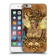 Official Brigid Ashwood Fairies 1 Black Honey Soft Gel Case For Apple Iphone 6 Plus / 6S Plus
