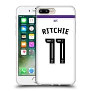 Official Newcastle United Fc Nufc 2016/17 Players Third Kit 1 Ritchie Soft Gel Case For Apple Iphone 7 Plus