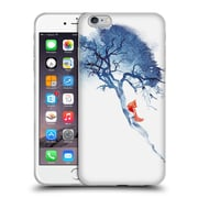 Official Robert Farkas Fox There'S No Way Back Soft Gel Case For Apple Iphone 6 Plus / 6S Plus