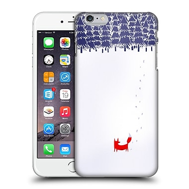 Official Robert Farkas Fox Alone In The Forest Hard Back Case For Apple Iphone 6 Plus / 6S Plus