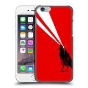 Official Robert Farkas Animals 3 Laser Crow Hard Back Case For Apple Iphone 6 / 6S