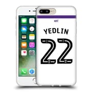 Official Newcastle United Fc Nufc 2016/17 Players Third Kit 2 Yedlin Soft Gel Case For Apple Iphone 7 Plus