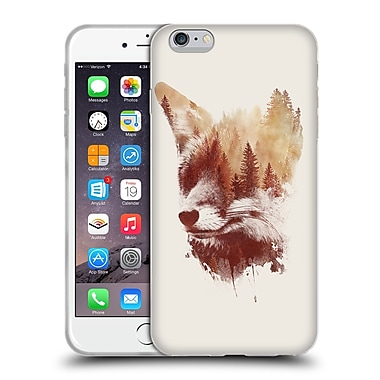 Official Robert Farkas Fox 2 Blind Fox Soft Gel Case For Apple Iphone 6 Plus / 6S Plus