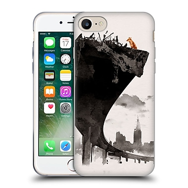 Official Robert Farkas Landscapes Last Of Us Soft Gel Case For Apple Iphone 7