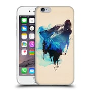 Official Robert Farkas Animals Alone As Wolf Soft Gel Case For Apple Iphone 6 / 6S