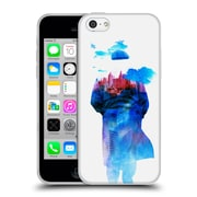 Official Robert Farkas People Get Away Colours Soft Gel Case For Apple Iphone 5C