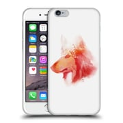 Official Robert Farkas Animals On The Way Back Home Soft Gel Case For Apple Iphone 6 / 6S