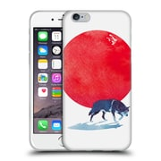 Official Robert Farkas Animals 2 Fear The Red Soft Gel Case For Apple Iphone 6 / 6S
