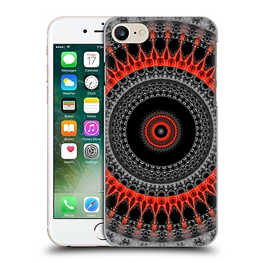 Official Haroulita Mandala 2 Passion Hard Back Case For Apple Iphone 7