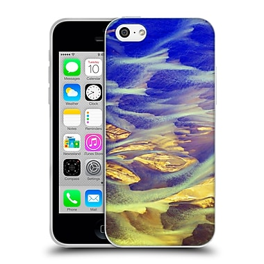 Official Haroulita Marble Wavy Day Soft Gel Case For Apple Iphone 5C