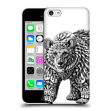 Official Bioworkz Wildlife Bear Hard Back Case For Apple Iphone 5C