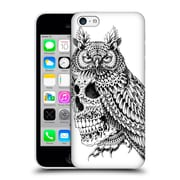 Official Bioworkz Skulls Great Horned Hard Back Case For Apple Iphone 5C