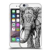 Official Bioworkz Wildlife Ornate Elephant 1 Soft Gel Case For Apple Iphone 6 / 6S