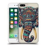Official Bioworkz Coloured Animal Head 1 Ornate Elephant Hard Back Case For Apple Iphone 7 Plus