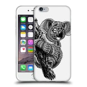 Official Bioworkz Wildlife Ornate Koala Soft Gel Case For Apple Iphone 6 / 6S