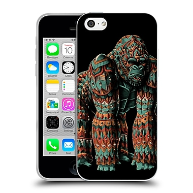 Official Bioworkz Coloured Wildlife 1 Silverback Soft Gel Case For Apple Iphone 5C