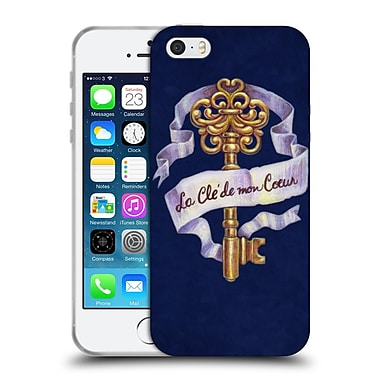 Official Brigid Ashwood Vintage Romance 2 Key To My Heart 2 Soft Gel Case For Apple Iphone 5 / 5S / Se