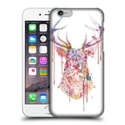 Official Bioworkz Coloured Animal Head 1 Ornate Buck 1 Hard Back Case For Apple Iphone 6 / 6S