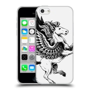 Official Bioworkz Ornate Pegasus Soft Gel Case For Apple Iphone 5C