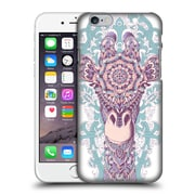 Official Bioworkz Coloured Animal Head 1 Giraffe Hard Back Case For Apple Iphone 6 / 6S