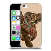 Official Bioworkz Coloured Wildlife 1 Ornate Koala Soft Gel Case For Apple Iphone 5C