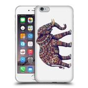 Official Bioworkz Coloured Wildlife 1 Elephant Soft Gel Case For Apple Iphone 6 Plus / 6S Plus