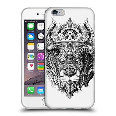 Official Bioworkz Wildlife 3 Lion King Soft Gel Case For Apple Iphone 6 / 6S