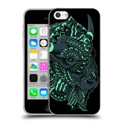 Official Bioworkz Coloured Wildlife 1 Bison Soft Gel Case For Apple Iphone 5C