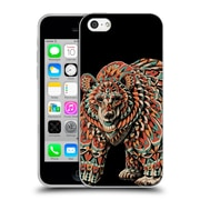 Official Bioworkz Coloured Wildlife 1 Bear Soft Gel Case For Apple Iphone 5C