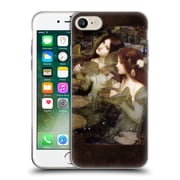 Official Brigid Ashwood Pre-Raphaelite 2 Waterhouse 6 Soft Gel Case For Apple Iphone 7